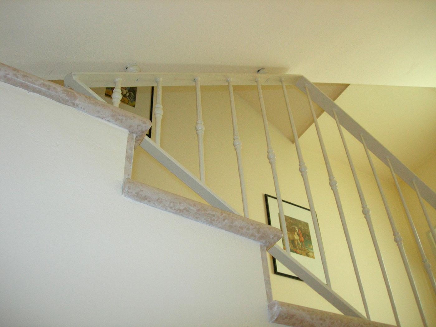 Parapetti Per Scale Interne balconate e parapetti|carpenteria baroni